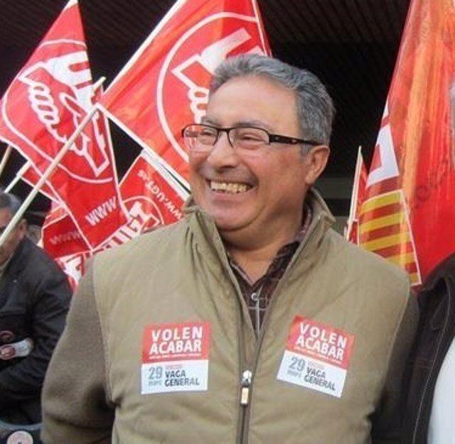 Paco Molina (CCOO PV) no se presentará a la reelección