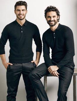 Maxi Iglesias e Iván Sánchez