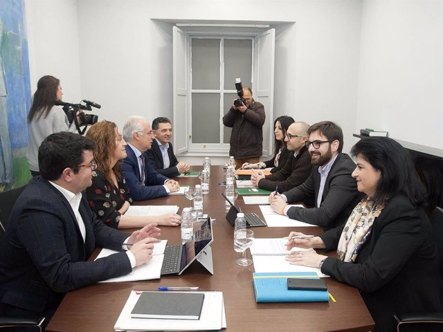 Seguimiento acuerdo Gobierno con Ciudadanos