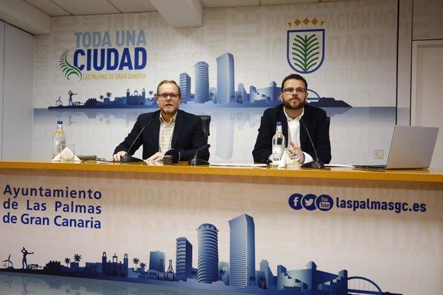 Presentación de la nueva red ciclista de Las Palmas de Gran Canaria