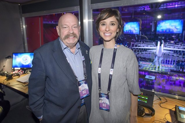 José María Íñigo y Julia Varela