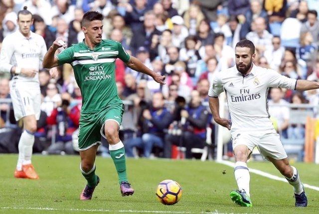 Dani Carvajal Real Madrid Leganés