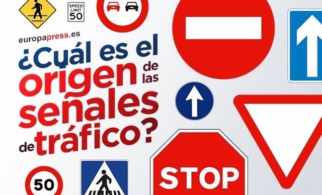 ¿Cuál Es El Origen De Las Señales De Tráfico?