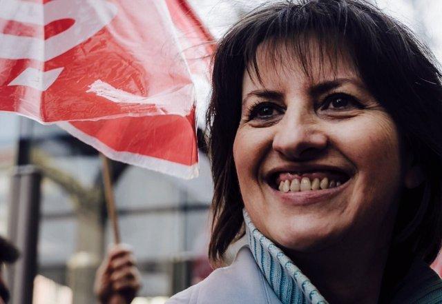Mercedes González, aspirante a liderar CCOOMadrid