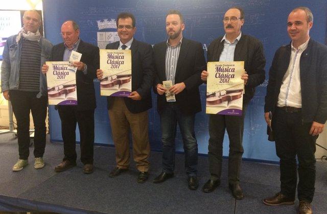 El Ciclo Provincial de Música Clásica de 2017 llegará a diez municipios.