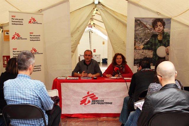 #Seguirconvida, Campaña Sobre La Lucha De Civiles Que Sufren La Guerra