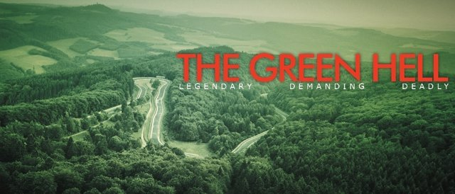 Cartel promocional de The Green Hell