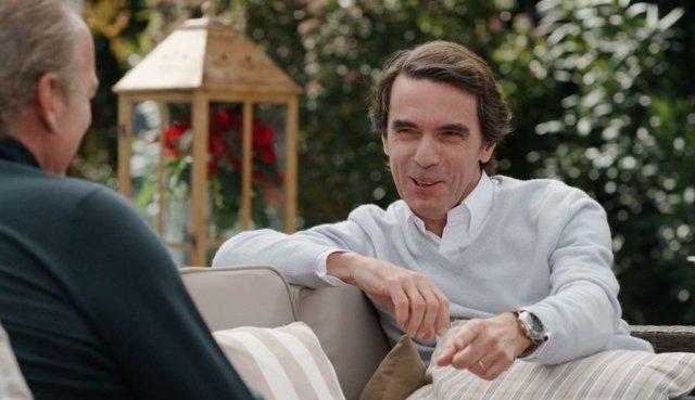José María Aznar/Telecinco