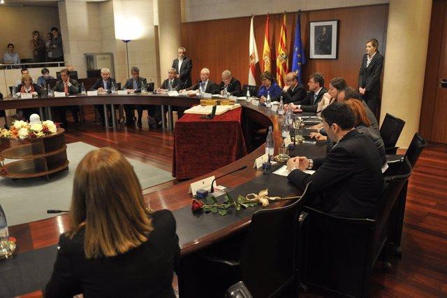 Homenaje en la DPH en recuerdo de Armando Borraz