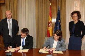España y Andorra firman un acuerdo de cooperación en materia de medicamentos, productos sanitarios y cosméticos (AEMPS)