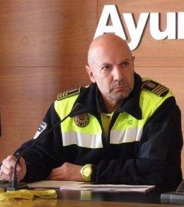 El comisario jefe Fernando Fernández Beneite