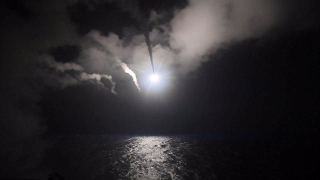 Ataque de Estados Unidos a Siria