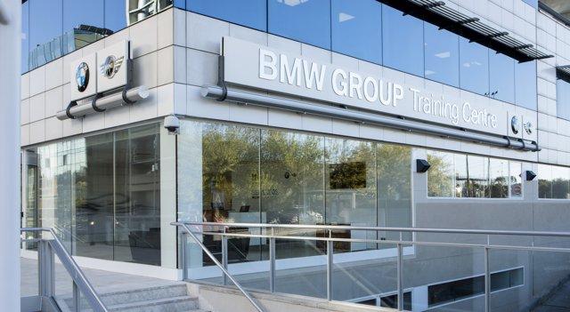 Centro de formación de BMW Group España