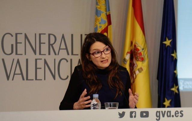 Mónica Oltra (archivo)