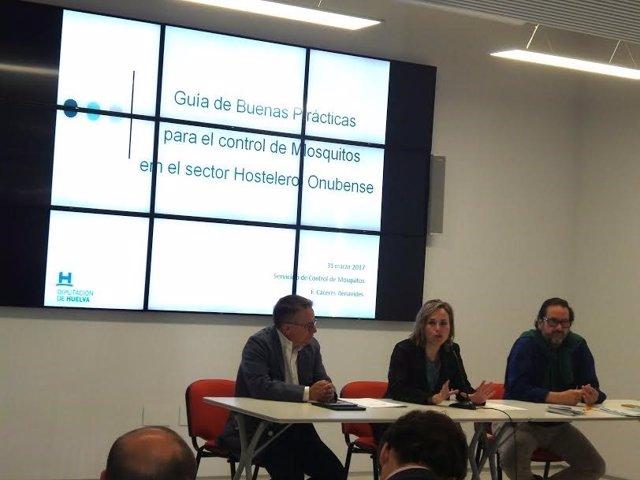 La diputada de Infraestructuras, Medio Ambiente y Planificación, Laura Martín.