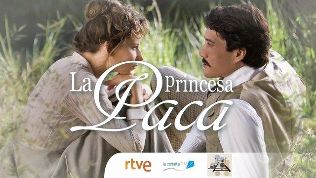 Cartel de 'La princesa Paca'