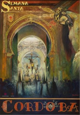 Cartel de la Semana Santa de Córdoba 2017