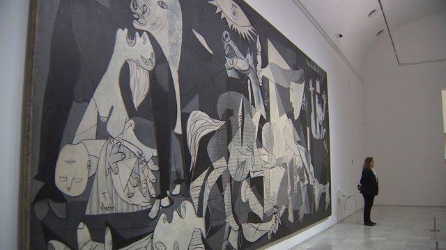 El Reina Sofía celebra el 80 aniversario del Guernica