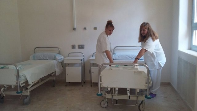 El Hospital Miguel Servet abre una unidad de hospitalización para Salud Mental.
