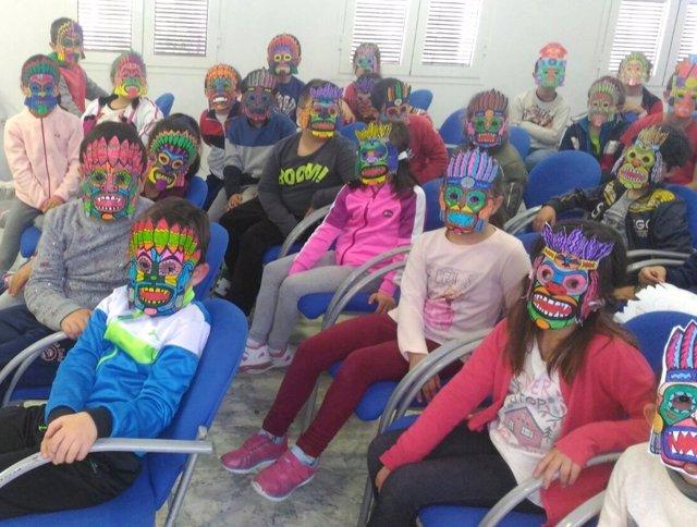 Participantes en el programa 'Érase una vez América'