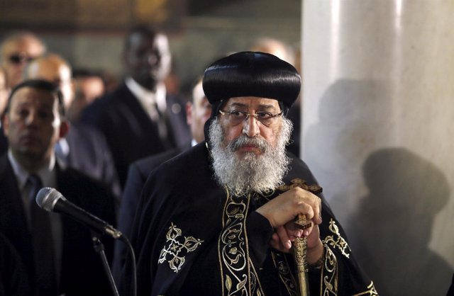 Teodoro II, Papa de la Iglesia Copta en Egipto.