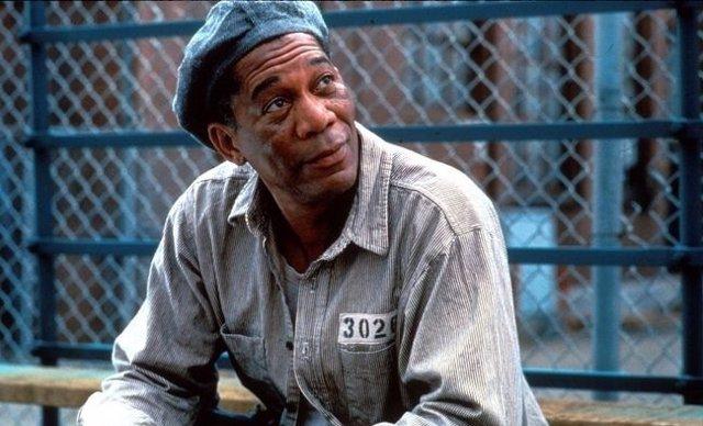 Morgan Freeman en Cadena Perpetua