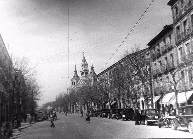 Recogen firmas para devolver el nombre de 'Pacífico' a avenida Barcelona