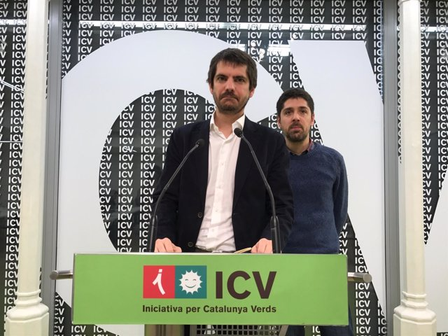 E.Urtasun y D.Cid (ICV)