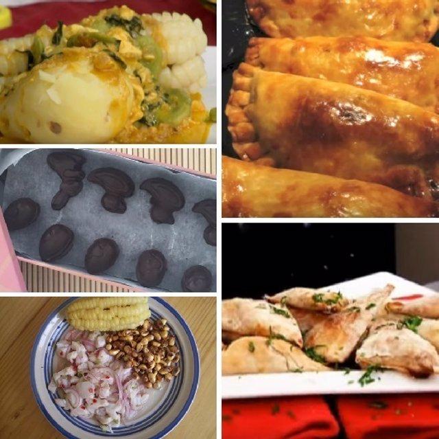 Los mejores platos de la gastronom a iberoamericana de for Comida semana santa