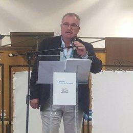 Alfonso Sánchez, el presidente de AVT