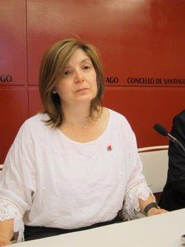 Pilar Cancela, diputada del PSOE en el Congreso de los Diputados