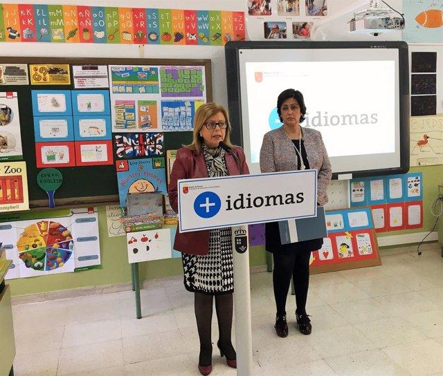 Mora presenta los detalles de los nuevos colegios e institutos bilingües