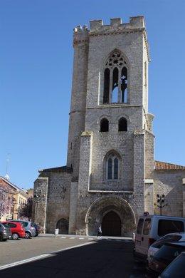 Palencia.- Iglesia de San Miguel