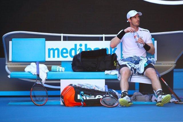 Andy Murray Abierto Australia