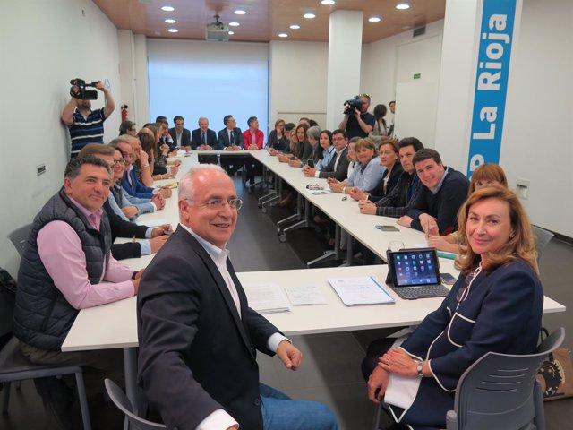 Comité Ejecutivo del PP riojano