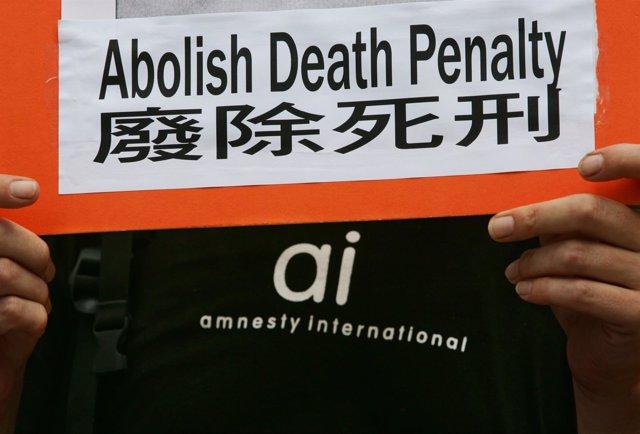 Pena de muerte, ejecución, China