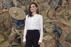 Descubre la nueva figura de la Reina Letizia en el Museo de Cera