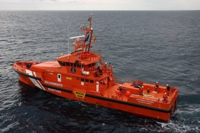Salvamento Marítimo busca una patera en Almería