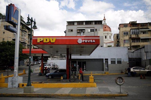 La compañía petrolera venezolana PDVSA.