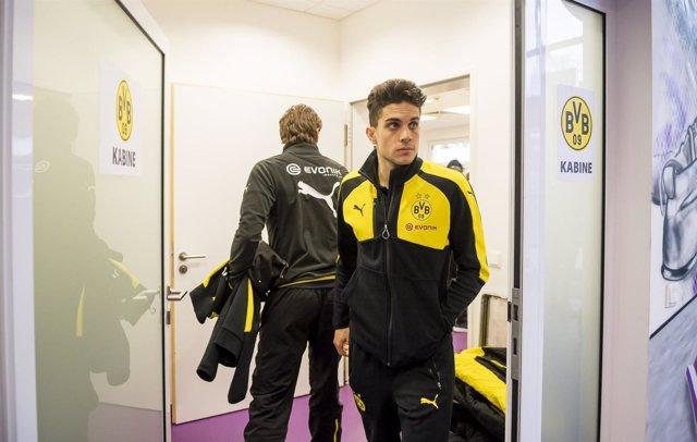 Marc Bartra, jugador del Borussia Dortmund