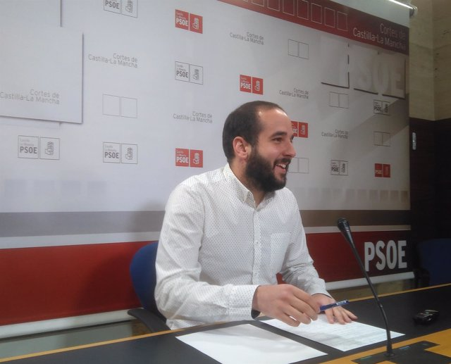 Diputado regional del PSOE Miguel González