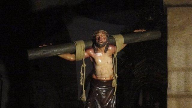 Jesús Condenado procesiona esta noche en Cáceres