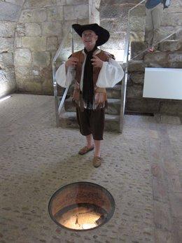 Imagen de una de las Visitas a Espacios del vino