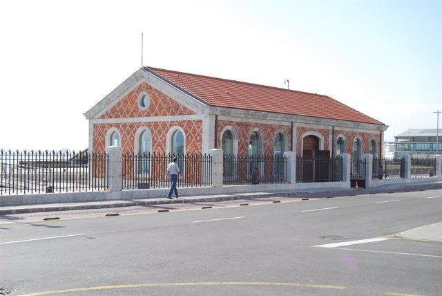 Casa de Bombas de Gamazo.