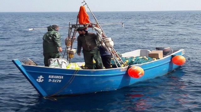 Rescate de Salvamento Marítimo