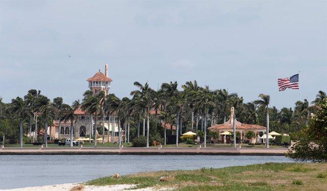 Complejo de Mar-a-Lago, en Florida
