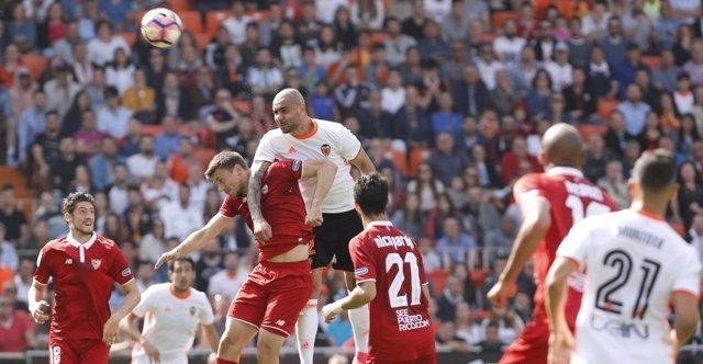 Sevilla y Valencia