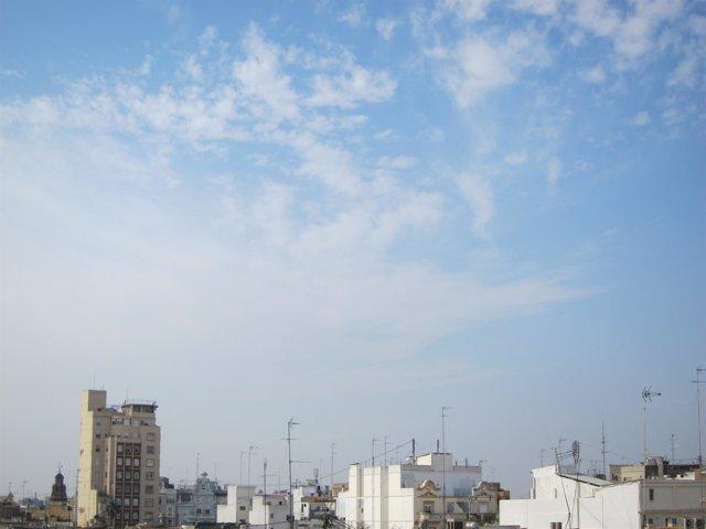Imagen de València este lunes