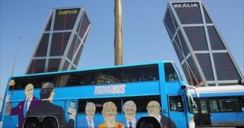 """El PP ve """"impresentable"""" el 'tramabús' por señalar a """"personas..."""