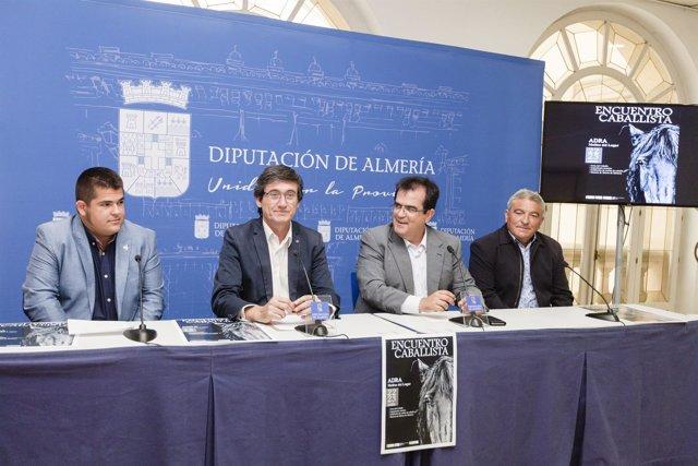 El segundo Encuentro de Caballistas impulsado por Diputación será en Adra.